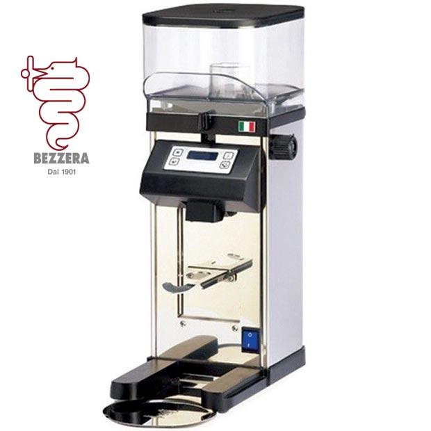 اسیاب قهوه بیزرا دیجیتال آندیمند اسپرسو سنگی BEZZERA