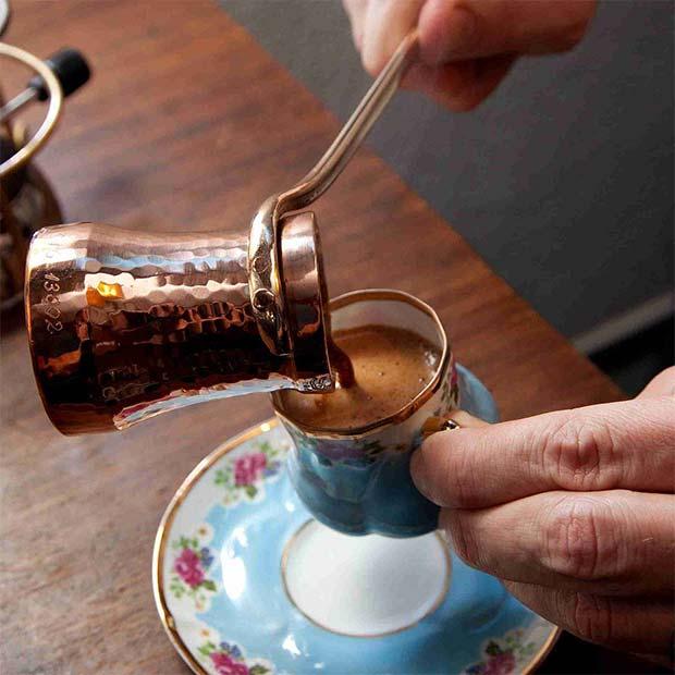 انواع قهوه جوش چیست