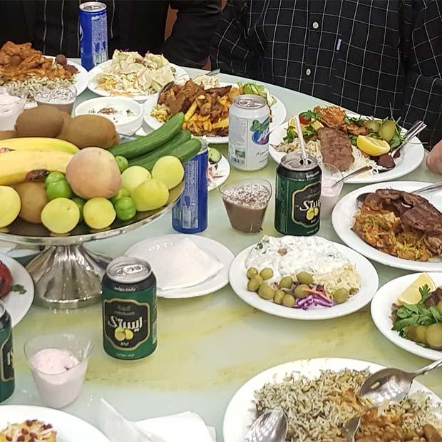 تالار پذیرایی آمیتیس تهران سعادت آباد