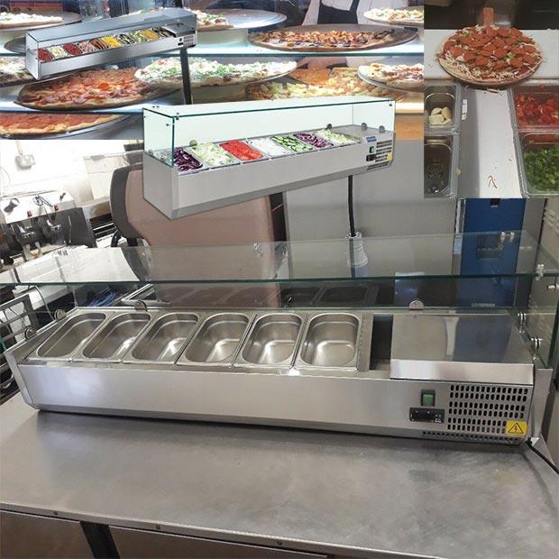تاپینگ سرد رومیزی مارک دایموند چین
