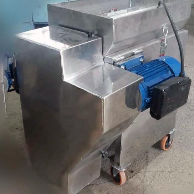 دستگاه آب انگور گیری با تخلیه اتوماتیک ظرفیت ساعتی دو تن