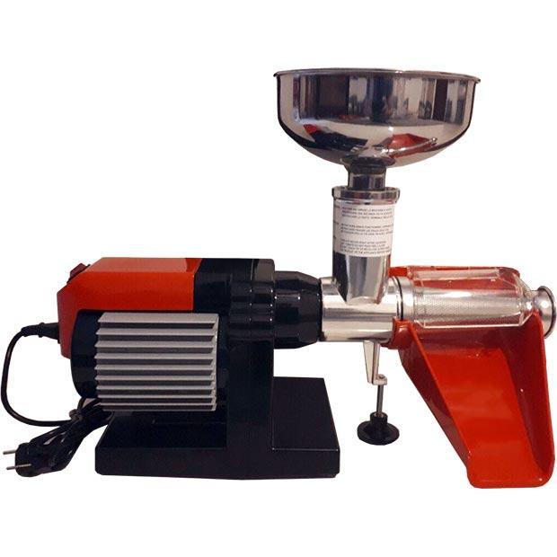 دستگاه آب گوجه گیری نیمه صنعتی ساخت ترکیه