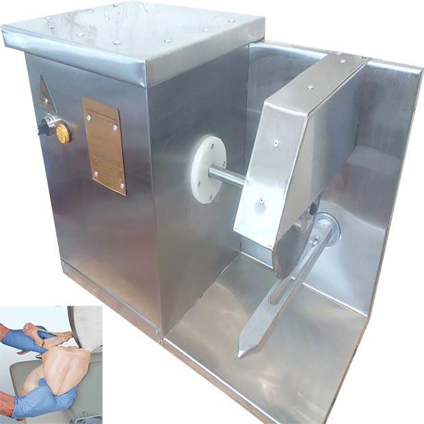 دستگاه برش مرغ ماهی خردکنی رومیزی