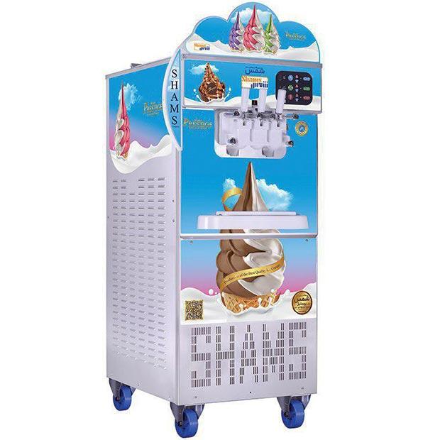 لیست قیمت دستگاه بستنی ساز قیفی