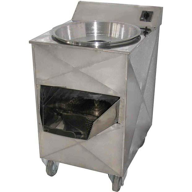 دستگاه حلیم صاف کن بدنه استیل