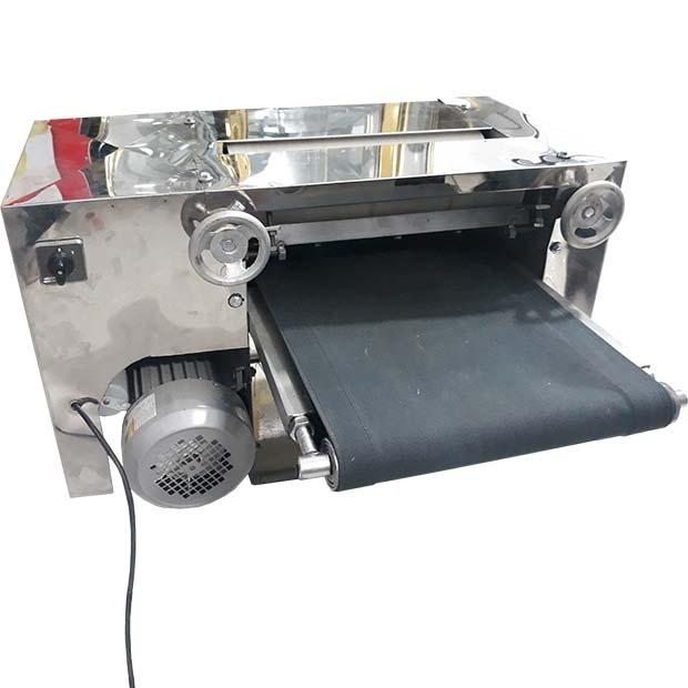 دستگاه خمیر پهن کن نانوایی رومیزی غلتکی