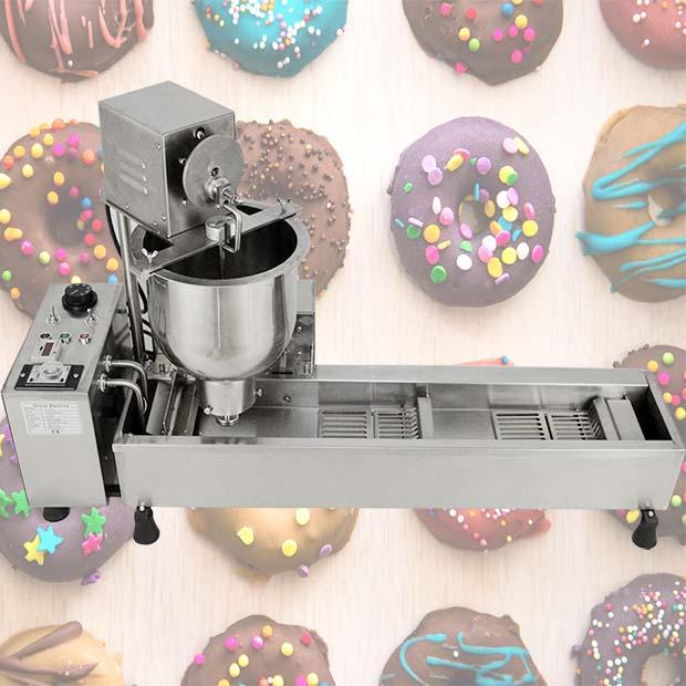 دستگاه دونات ساز اتوماتیک برقی مارک تایشی