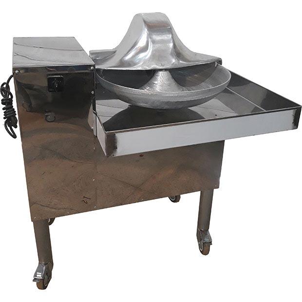 دستگاه سبزی خردکن صنعتی بشقابی قطر شصت سانتیمتر