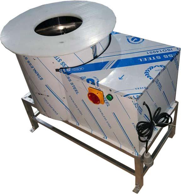 دستگاه سبزی شور استیل ایرانی