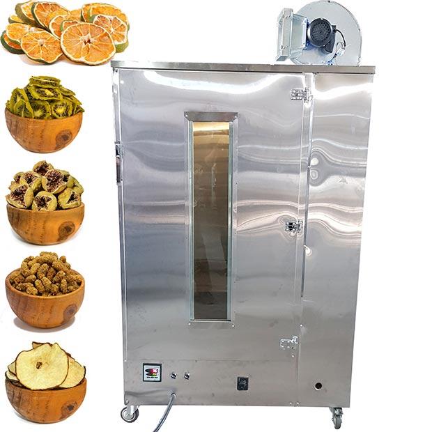 دستگاه میوه سبزی خشک کن 14 سینی استیل