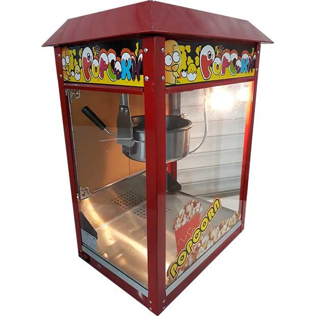 دستگاه پاپ کرن ساز فروشگاهی برقی رومیزی