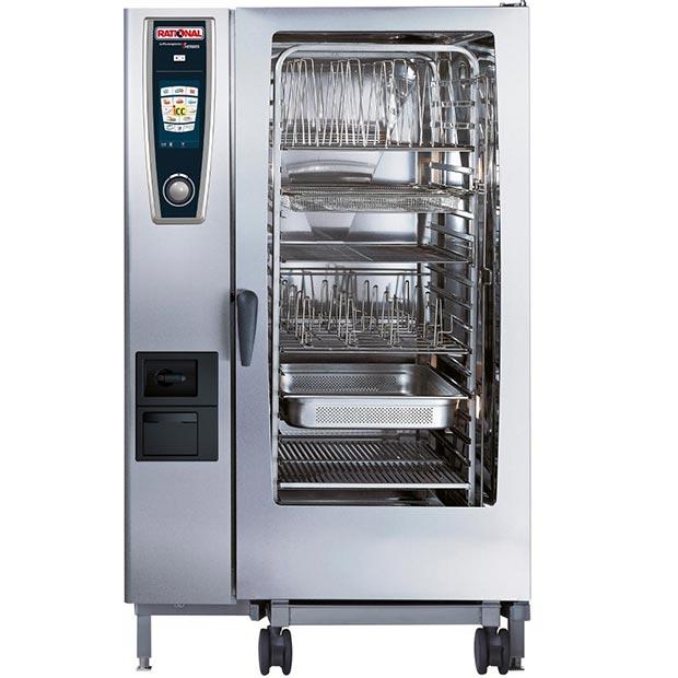 دستگاه پخت ترکیبی رشنال سلف کوکینگ مرکزی مدل 202