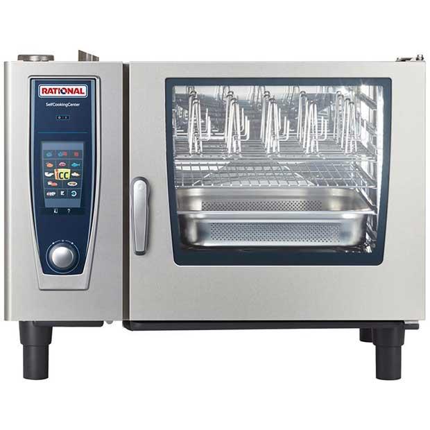 دستگاه پخت ترکیبی فر رشنال مدل 62