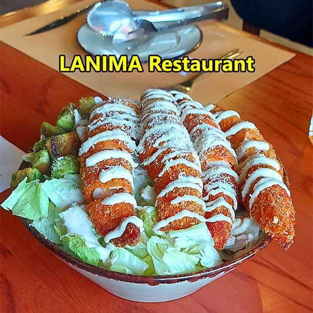 رستوران ایتالیایی ترکیه ای لنيما در جنت آباد تهران