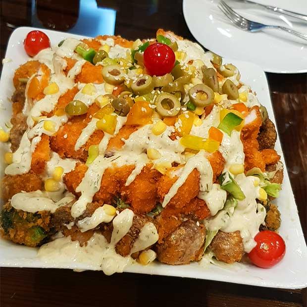 رستوران ایتالیایی سی مو تو در تهران بلوار فردوس
