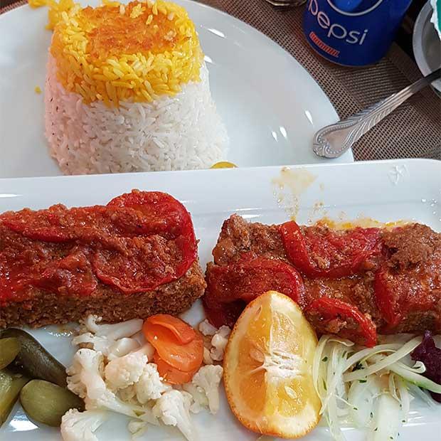 رستوران طریقت در تهران لاله زار