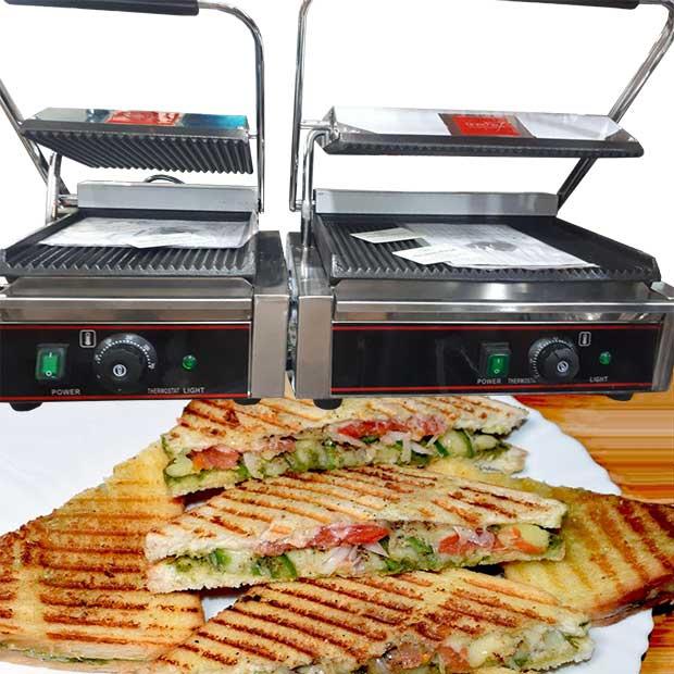 ساندویچ ساز یک صفحه مارک وان شف