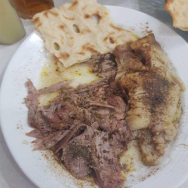 طباخی کله پزی طلوع هروی تهران