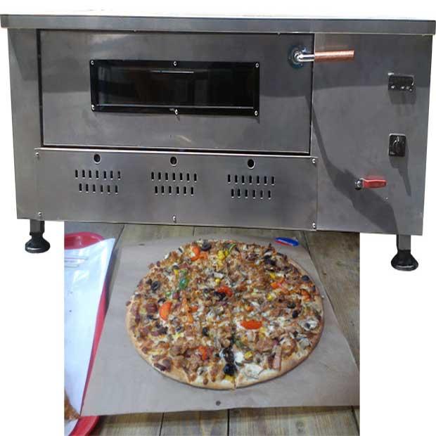 فر پیتزا صندوقی طرح لینکن آمریکا 12 بشقابه