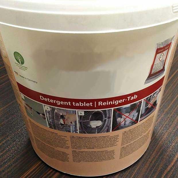 قرص پودر ماشین ظرفشویی صنعتی آلمانی
