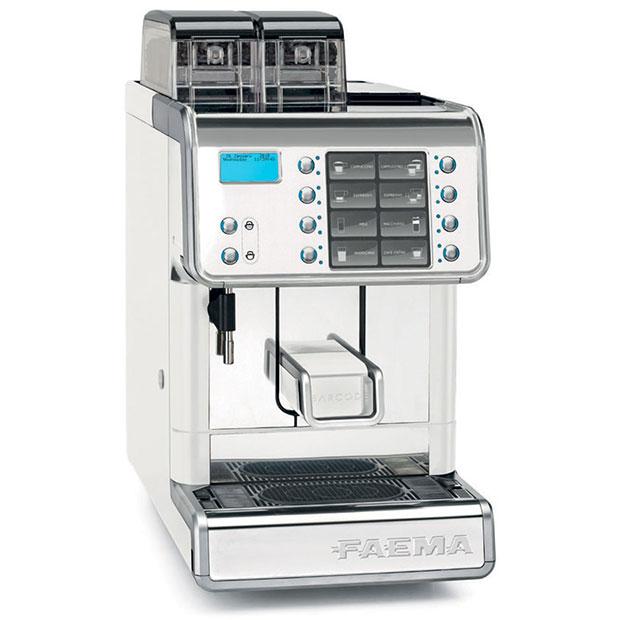 قهوه ساز اتوماتیک فائما مدل بارکد با صفحه دیجیتال