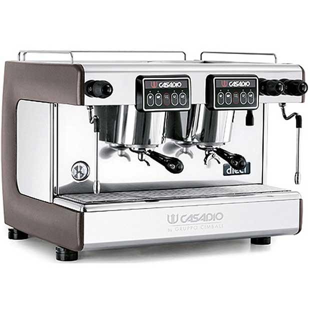 قهوه ساز کافی شاپ دو گروپ فائما مدل Dieci A2 Tall