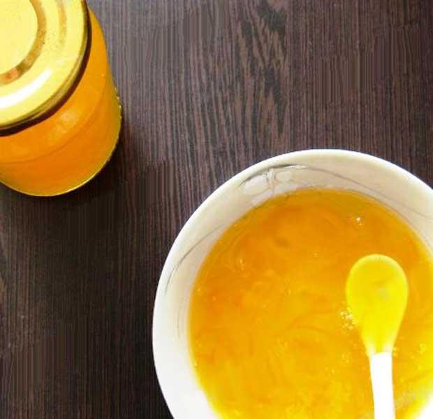مارمالاد پرتقال آبگیری ترش