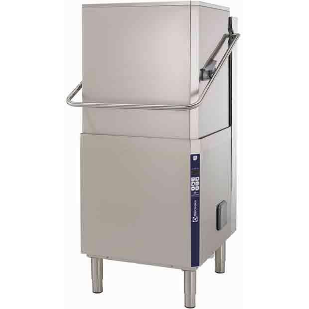 ماشین ظرفشویی صنعتی زانوسی 1200بشقاب بدون میز ورود و خروج