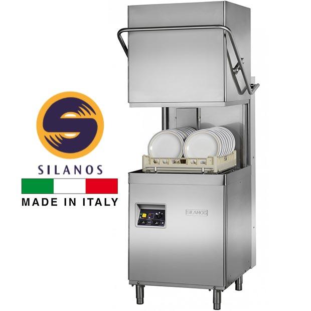 ماشین ظرفشویی صنعتی هود تایپ ایتالیایی مارک سیلانوس