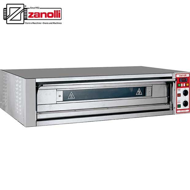 پیتزا پز صندوقی ایتالیایی یک طبقه بدون پایه Zanolli CITIZEN 9MC