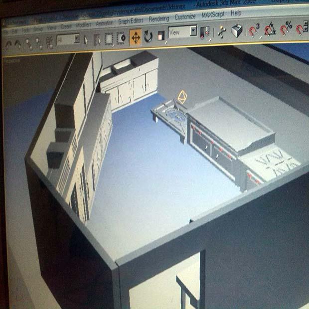 پیش بینی پارامترهای طراحی و تجهیز آشپزخانه صنعتی