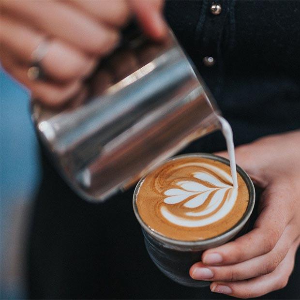 پیچر استیل قهوه ظرفیت سیصدوپنجاه میلی لیتر