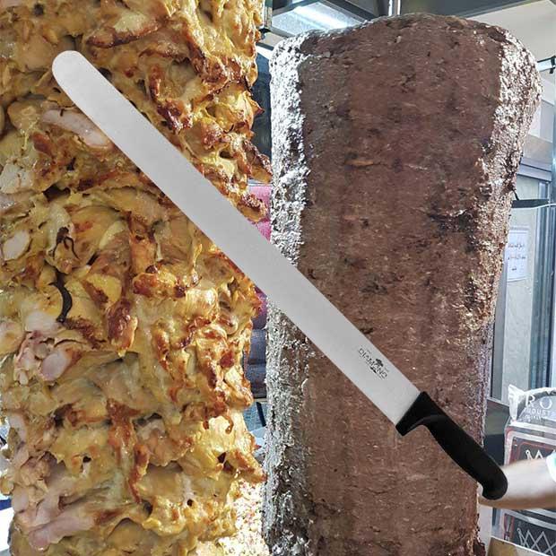 چاقو کباب ترکی با تیغه 56 سانتیمتر مارک دایموند چین