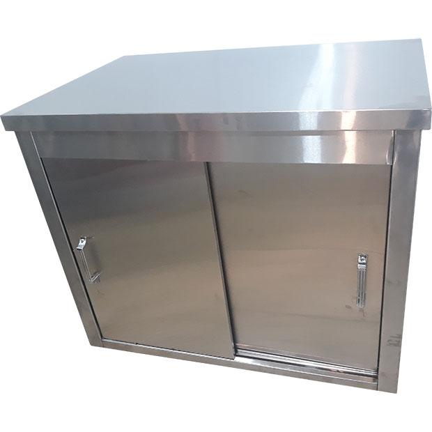 کابینت استیل صنعتی زمینی یک متری آشپزخانه