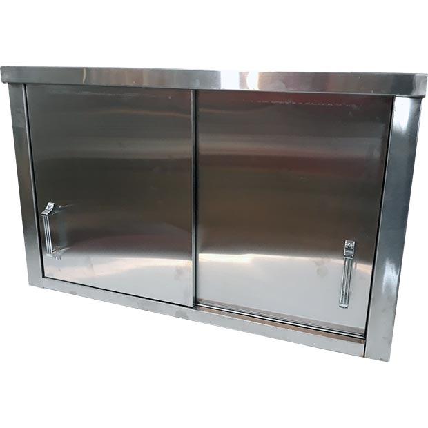کابینت دیواری استیل آشپزخانه یک متری