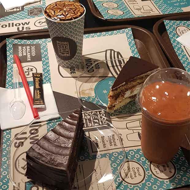 کافه مود پاساژ چارسو تهران