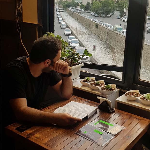 کافی شاپ کافه تایم تهران صادقیه