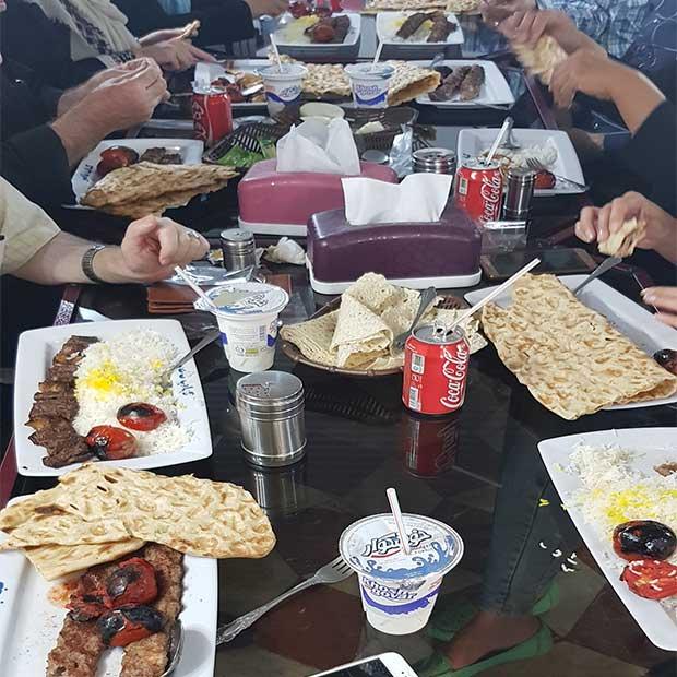 کبابی ناصر ستارخان تهران