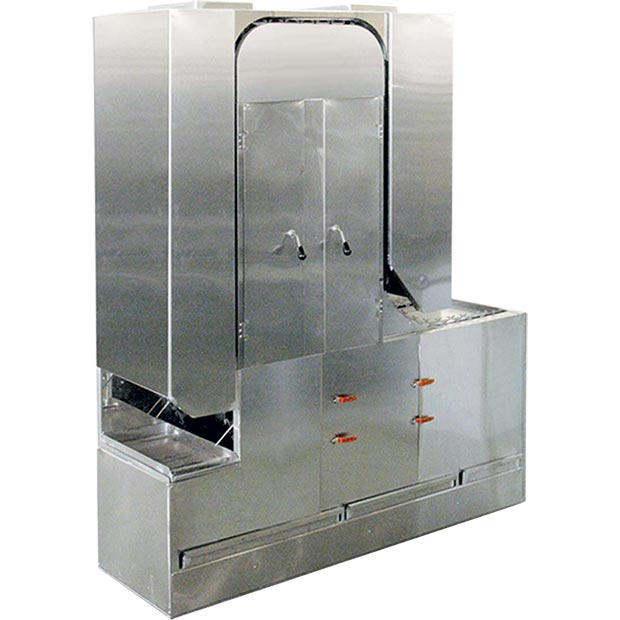 کباب پز تابشی آسانسوری زمرد 1000 سیخ در ساعت