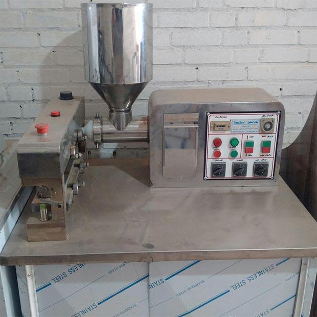 دستگاه تولید کباب لقمه تمام اتوماتیک هیدرولیکی