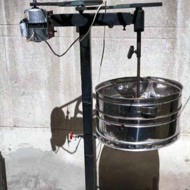 دستگاه پخت تخمه آفتابگردان و کدو