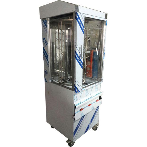 دستگاه کراکف پز ساندویچ فروشی 48 قلابی