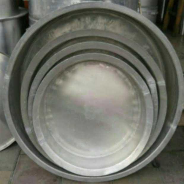 پاتیل چکشی خورشتی آلومینیوم دهانه 80سانتیمتر