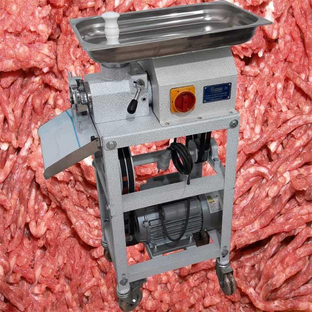 چرخ گوشت تسمه ای 32 الکتروکار ضامن دار جلو